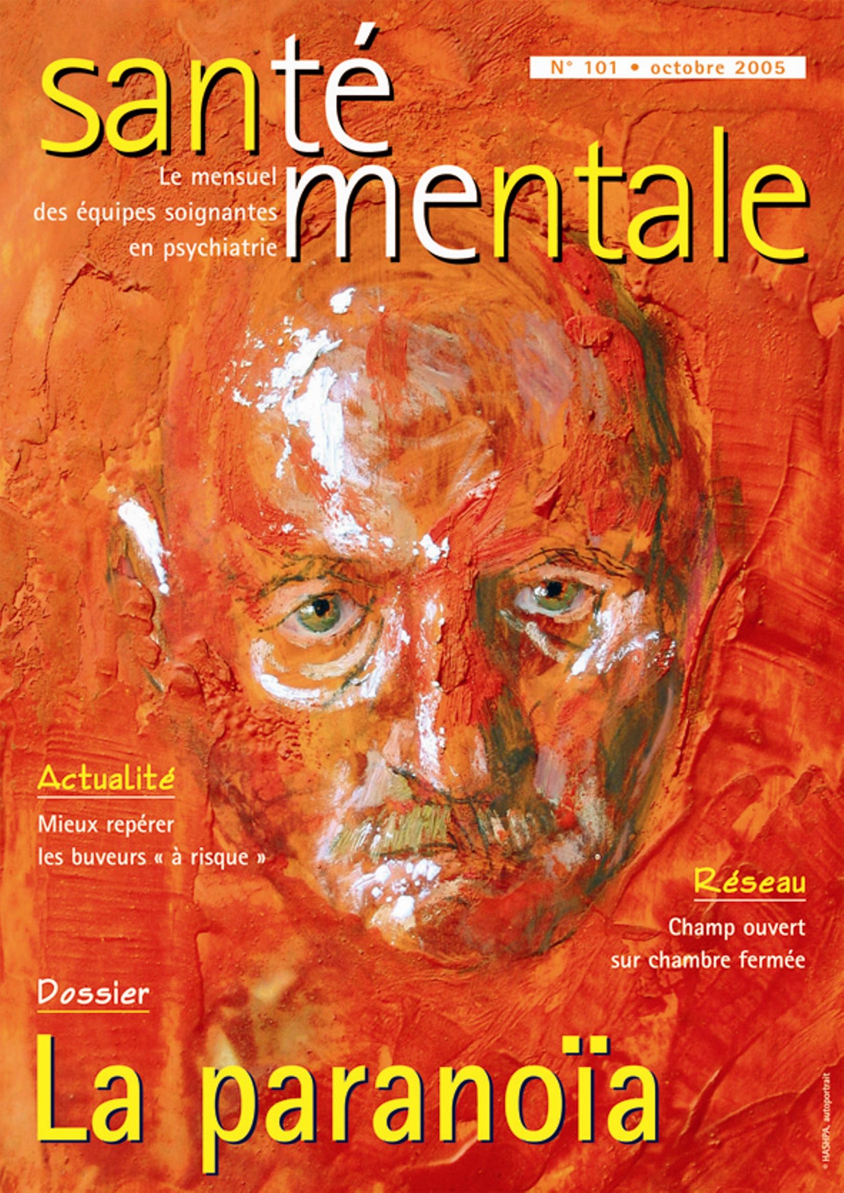Couverture N°101 octobre 2005