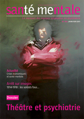 Couverture N°154 janvier 2011