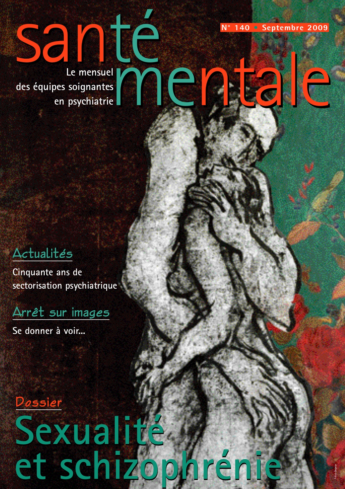Couverture N°140 - Septembre 2009