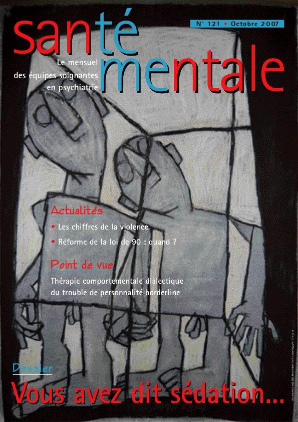 Couverture N°121 octobre 2007