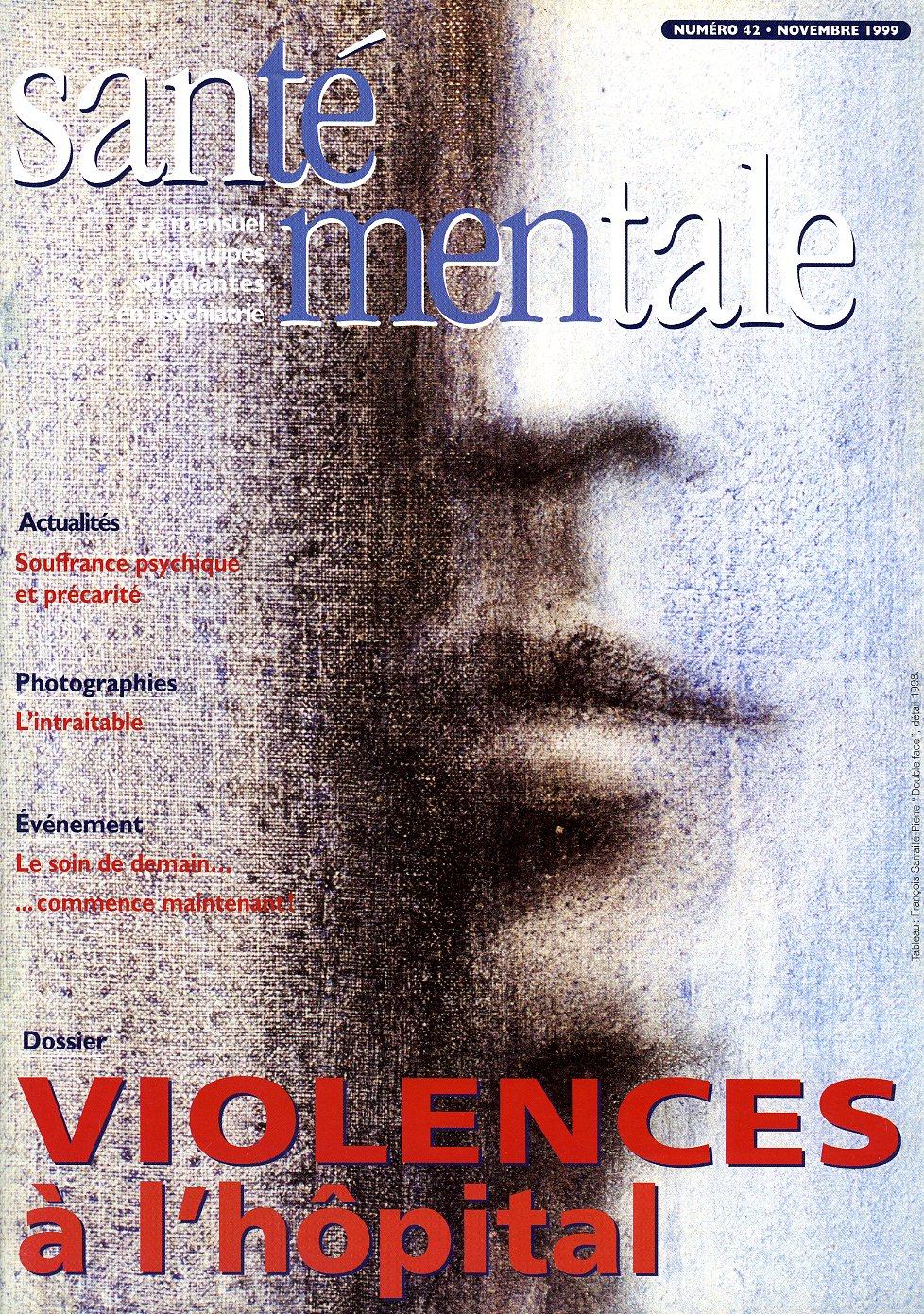 Couverture N°42 novembre 1999