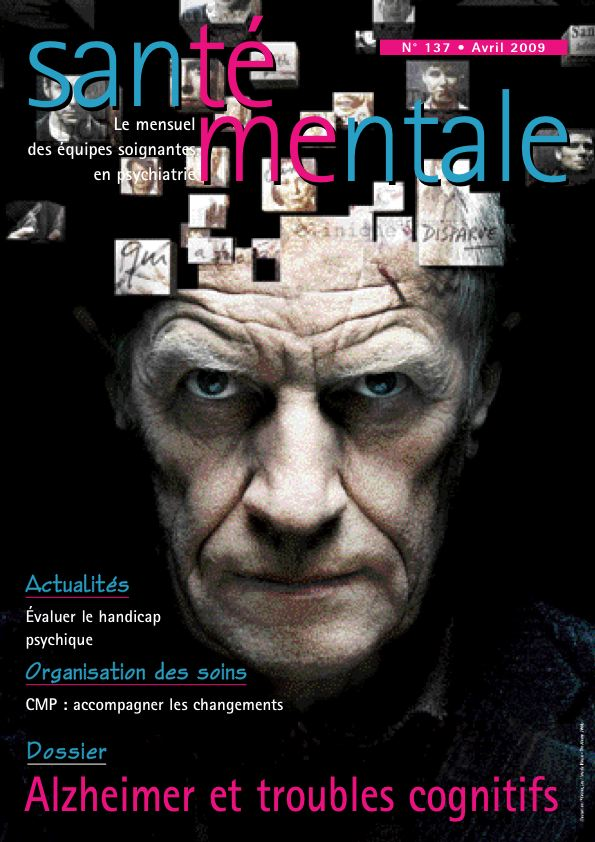 Couverture N°137 - Avril 2009