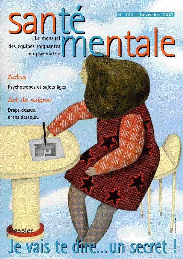 Couverture N°122 novembre 2007