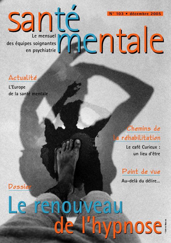 Couverture N°103 décembre 2005