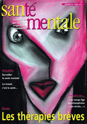 Couverture N°96 - Mars 2005
