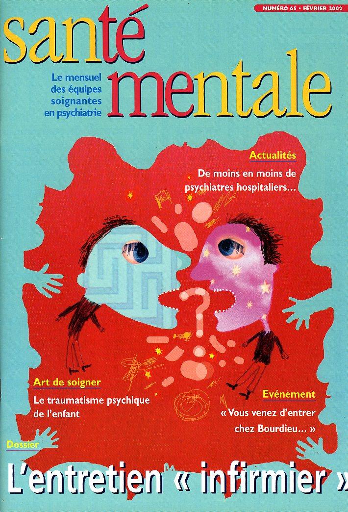 Couverture N°65 Février 2002