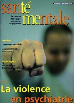 Couverture N°82 Novembre 2003