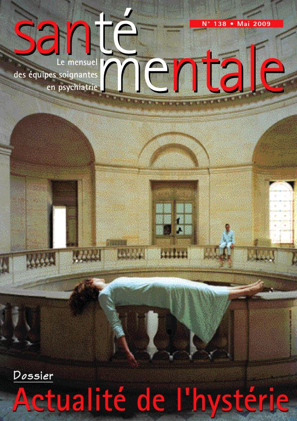 Couverture N°138 - Mai 2009
