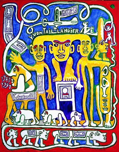 Vignette Yvon Taillandier