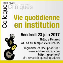 COLLOQUE apsi