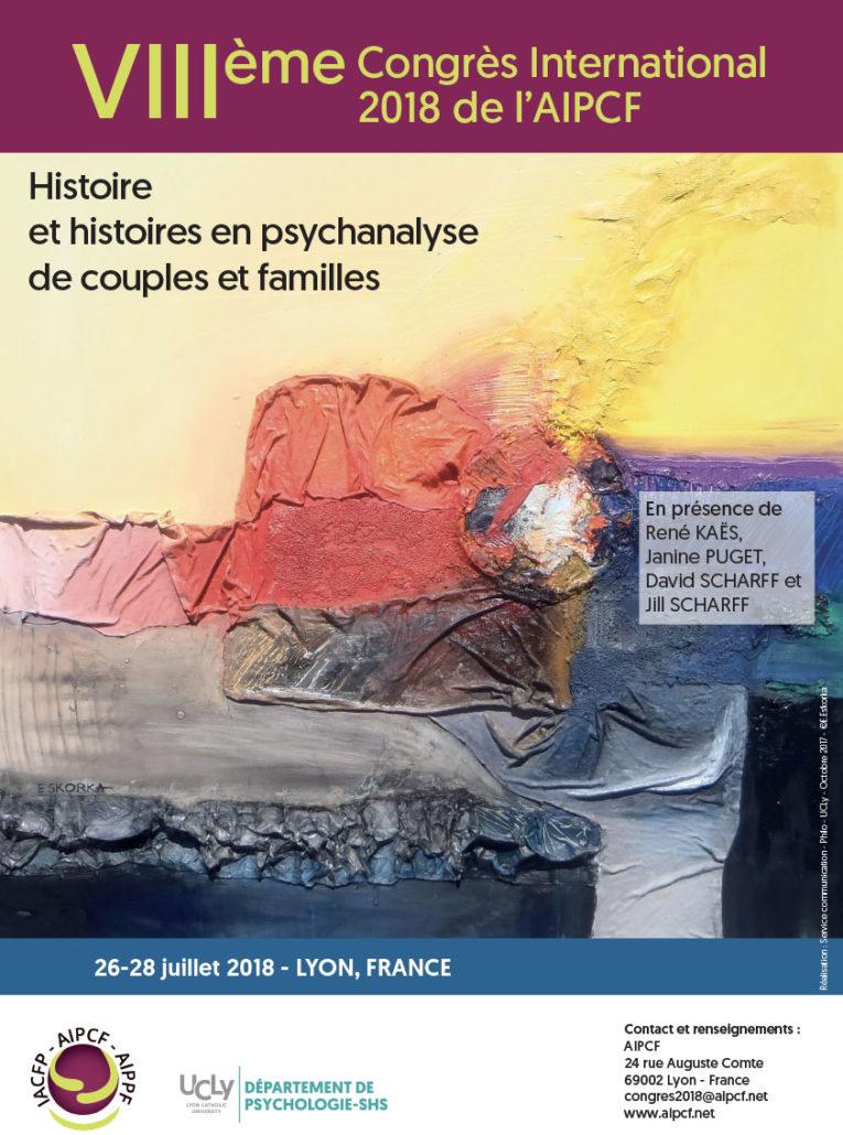 Histoire et histoires de couples et familles en psychanalyse conjugale et familiale