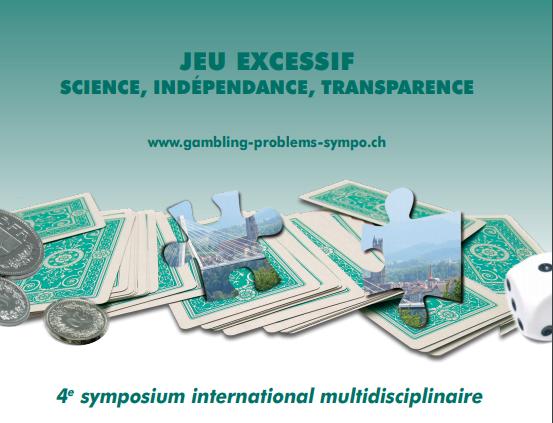 Jeu excessif : science, indépendance, transparence