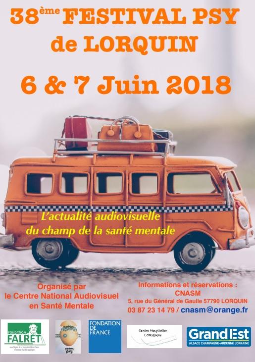 38ème Festival Psy de Lorquin