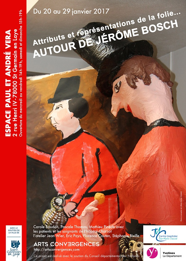 Attributs et représentations de la folie... autour de Jérôme Bosch