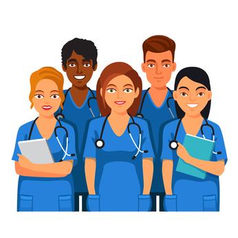 Les infirmiers gagnent en moyenne 2198 euros brut par mois