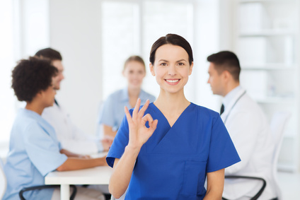 Un infirmier expert clinique au CH Sainte-Marie