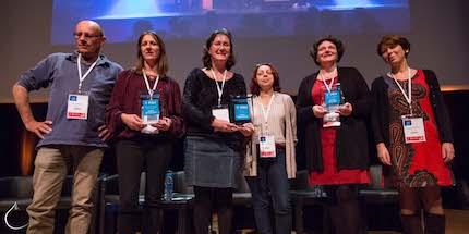 Les lauréats du 1er Prix Infirmier en Psychiatrie sont...