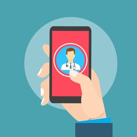 Un numéro vert pour les médecins en difficultés