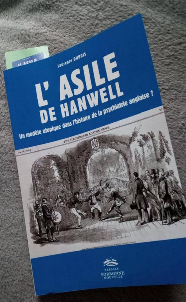 Agathe a lu « L'asile de Hanwell »