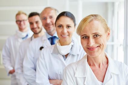 Les infirmiers entre