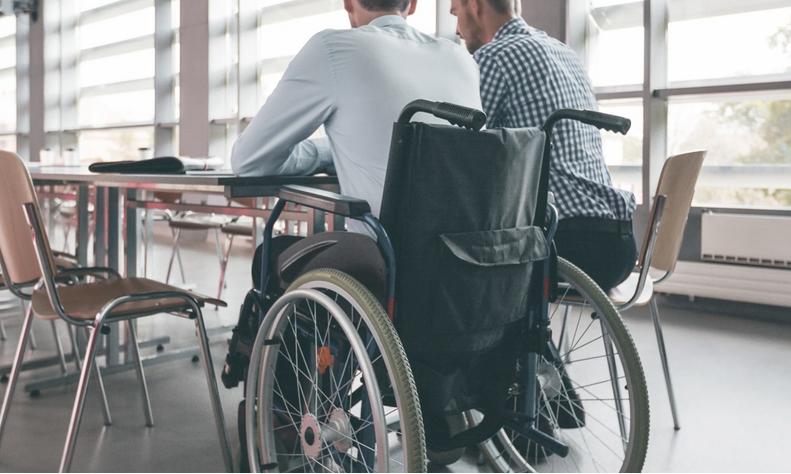 Les recrutements de personnes handicapées ont augmenté de 5% en 2017