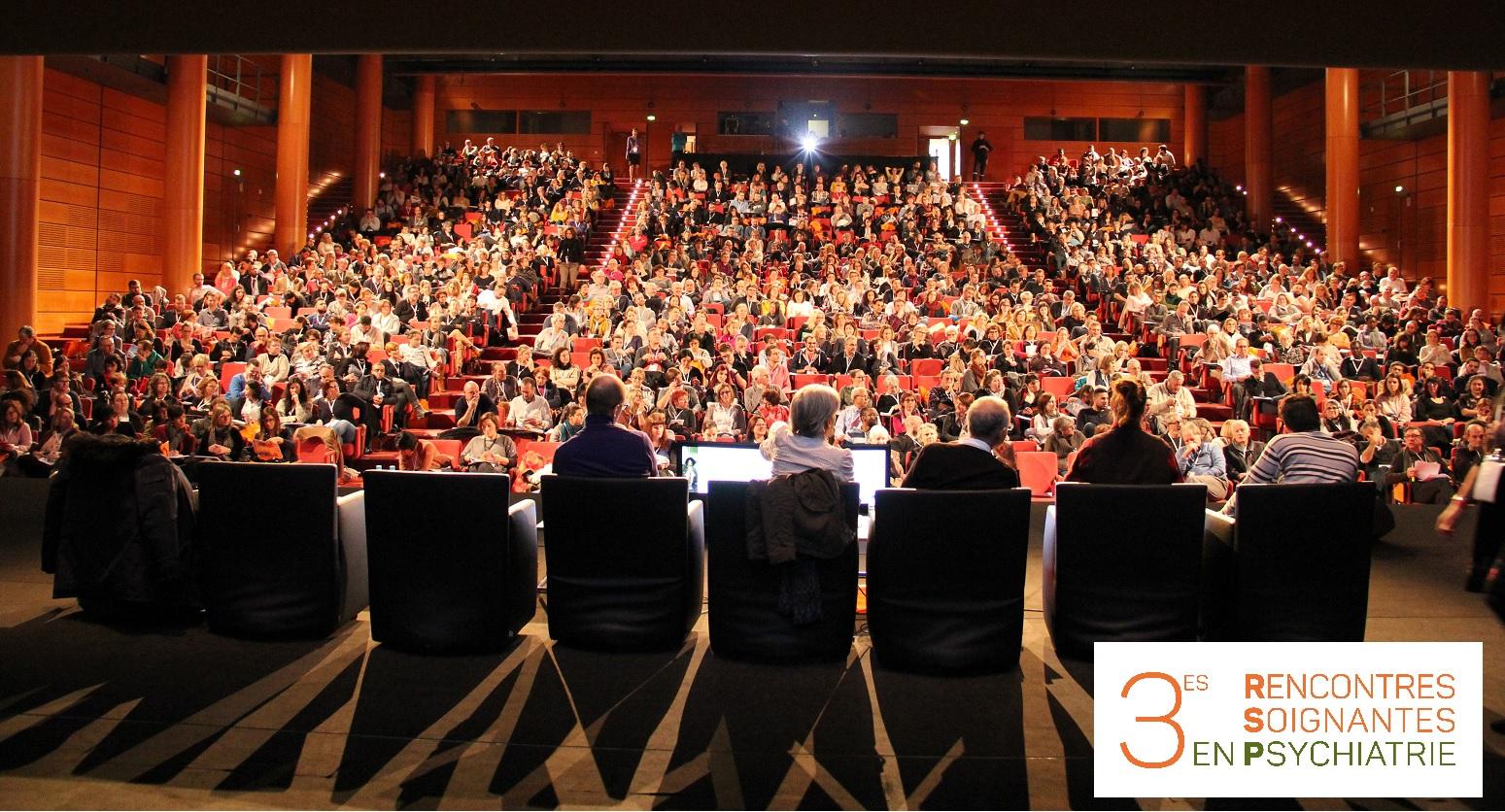 Plus de 800 soignants aux 3es Rencontres Soignantes en Psychiatrie !