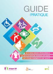 Un guide pour l'accueil des personnes en sitaution de handicap dans les établissements de santé