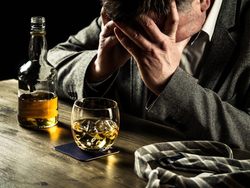 Alcoolisme et risque de démence