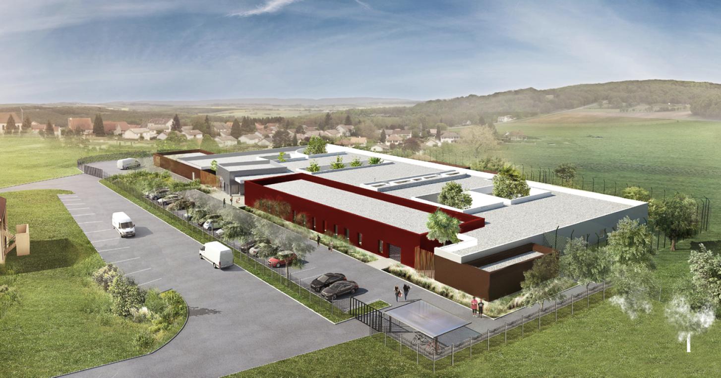 Une nouvelle unité de soins sans consentement est inaugurée en Haute-Saône à Saint-Rémy