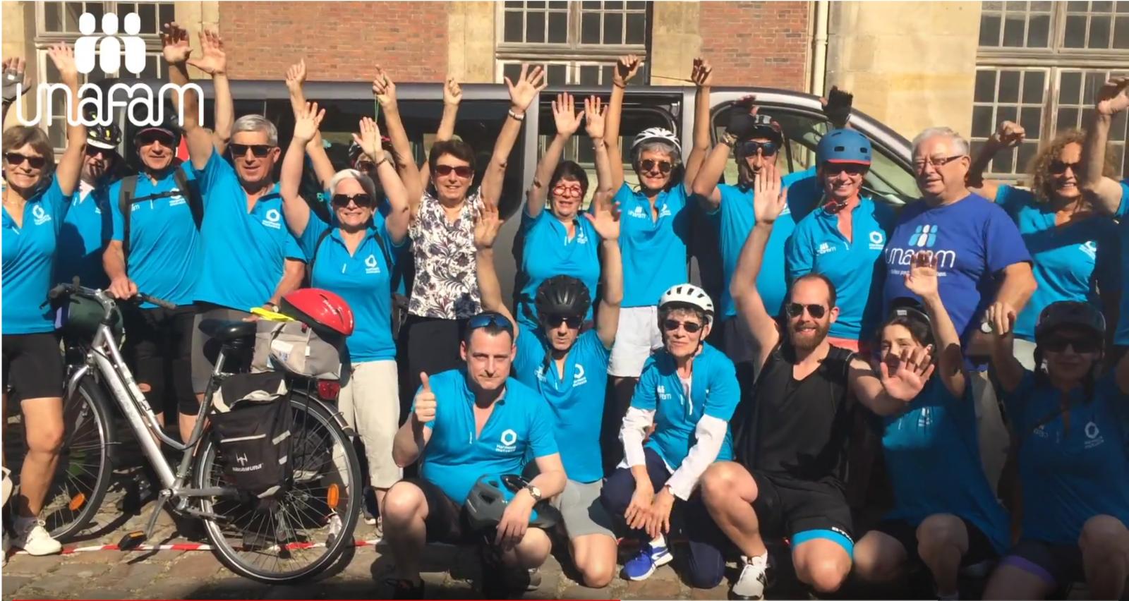 Psycyclette : un Tour de France contre les idées reçues sur les maladies psychiques 11-19 juin