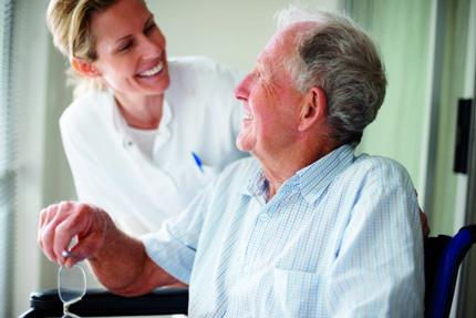 La relation soignant-soigne: rencontre et accompagnement
