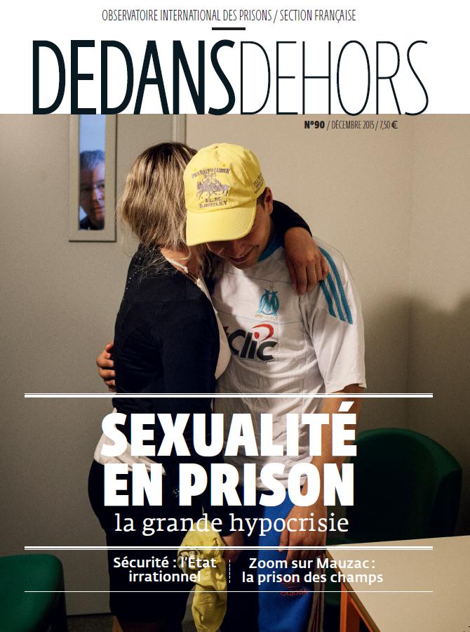 Sexualité en prison : la grande hypocrisie