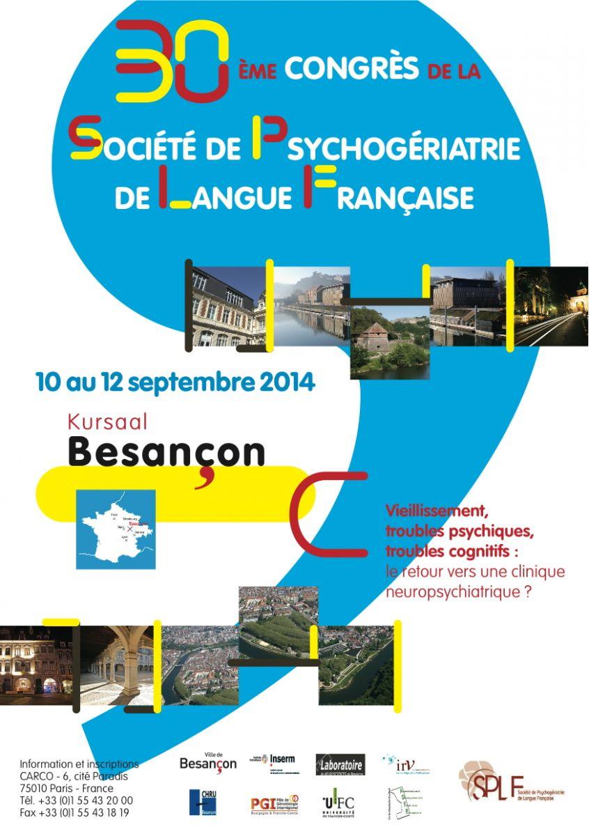 Congrès de psychogériatrie : télécharger les interventions
