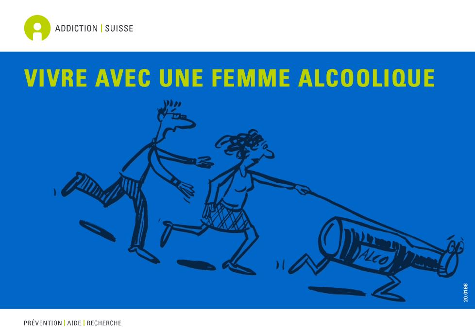 Vivre avec un homme alcoolique, vivre avec une femme alcoolique