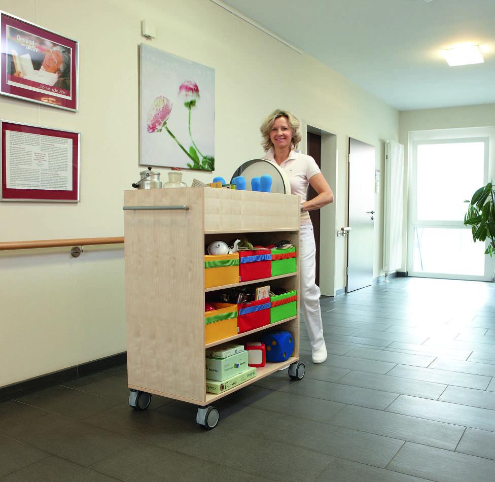 Alzheimer : un « chariot d'urgences sans médicament »