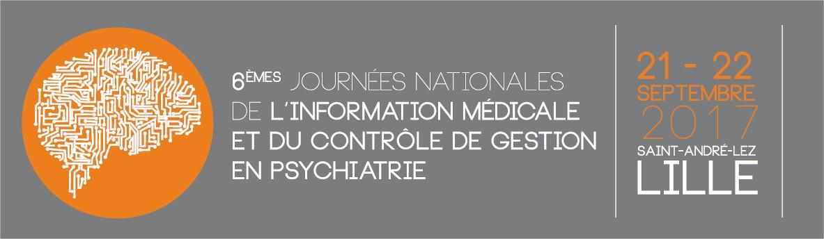 6e journées nationales de l'information médicale et du contrôle de gestion en psychiatrie