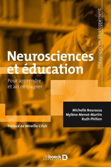 neurosciences et éducation, pour apprendre et accompagner