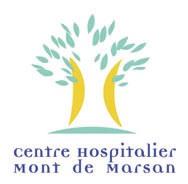 Le centre hospitalier Mont de Marsan