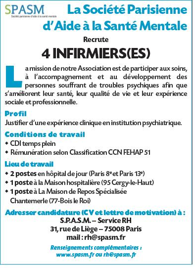 Offres d'emploi Infirmier Anesthésiste - Suisse