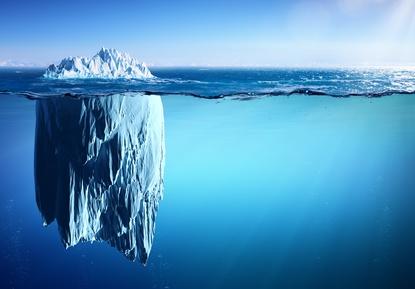 Un monstre de glace