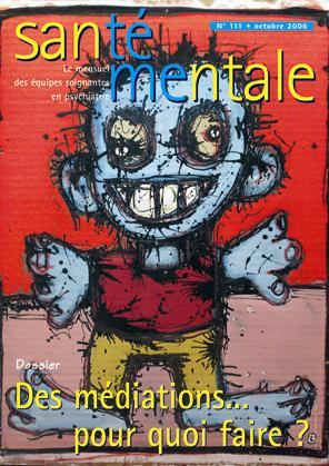 Couverture N°111 octobre 2006