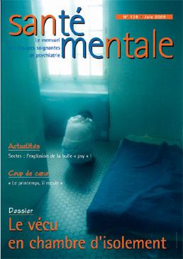 Couverture N°139 - Juin 2009