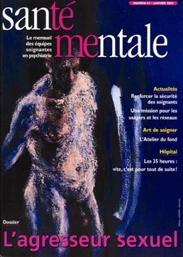 Couverture N°64 Janvier 2002