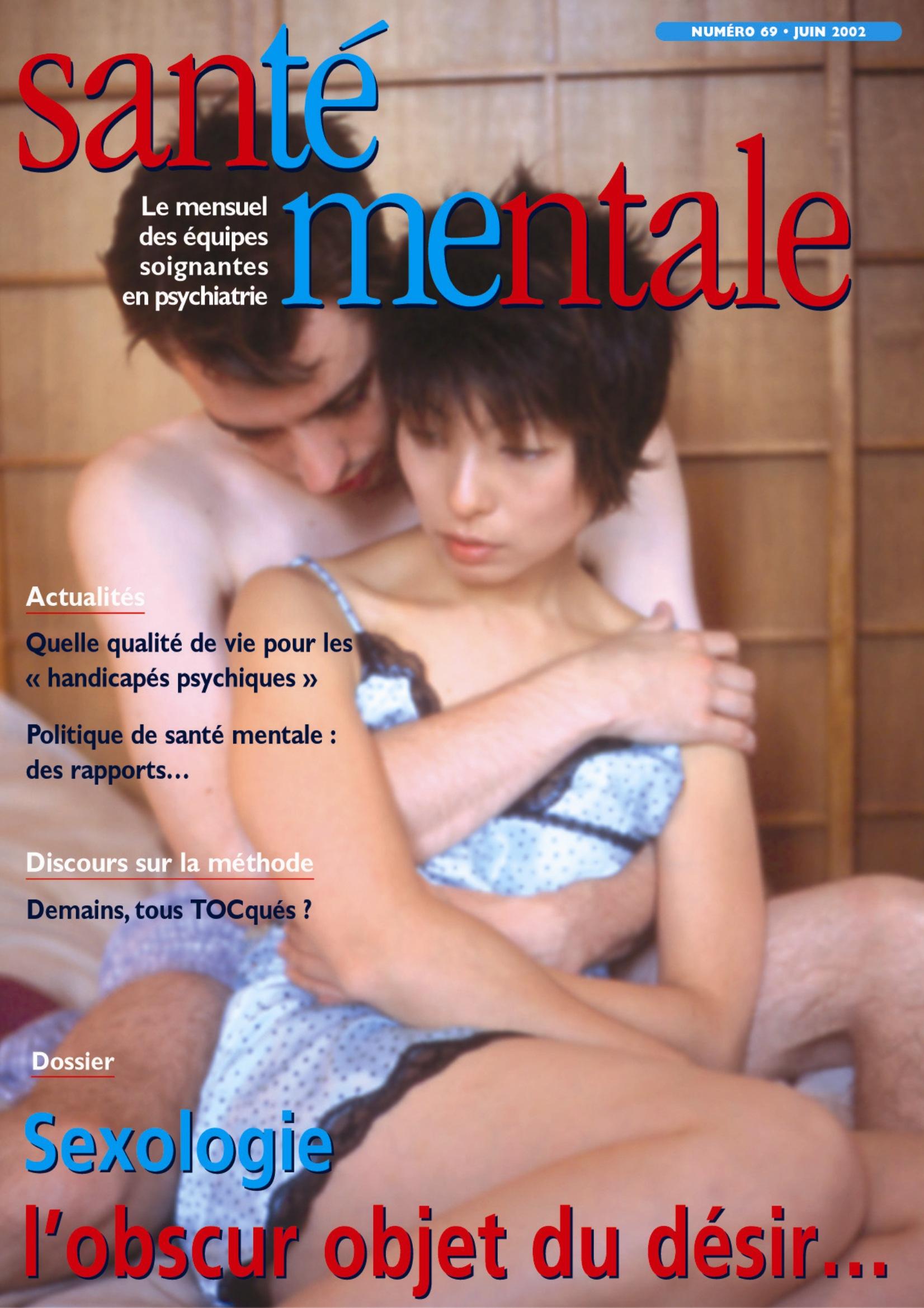 Couverture N°69 Juin 2002