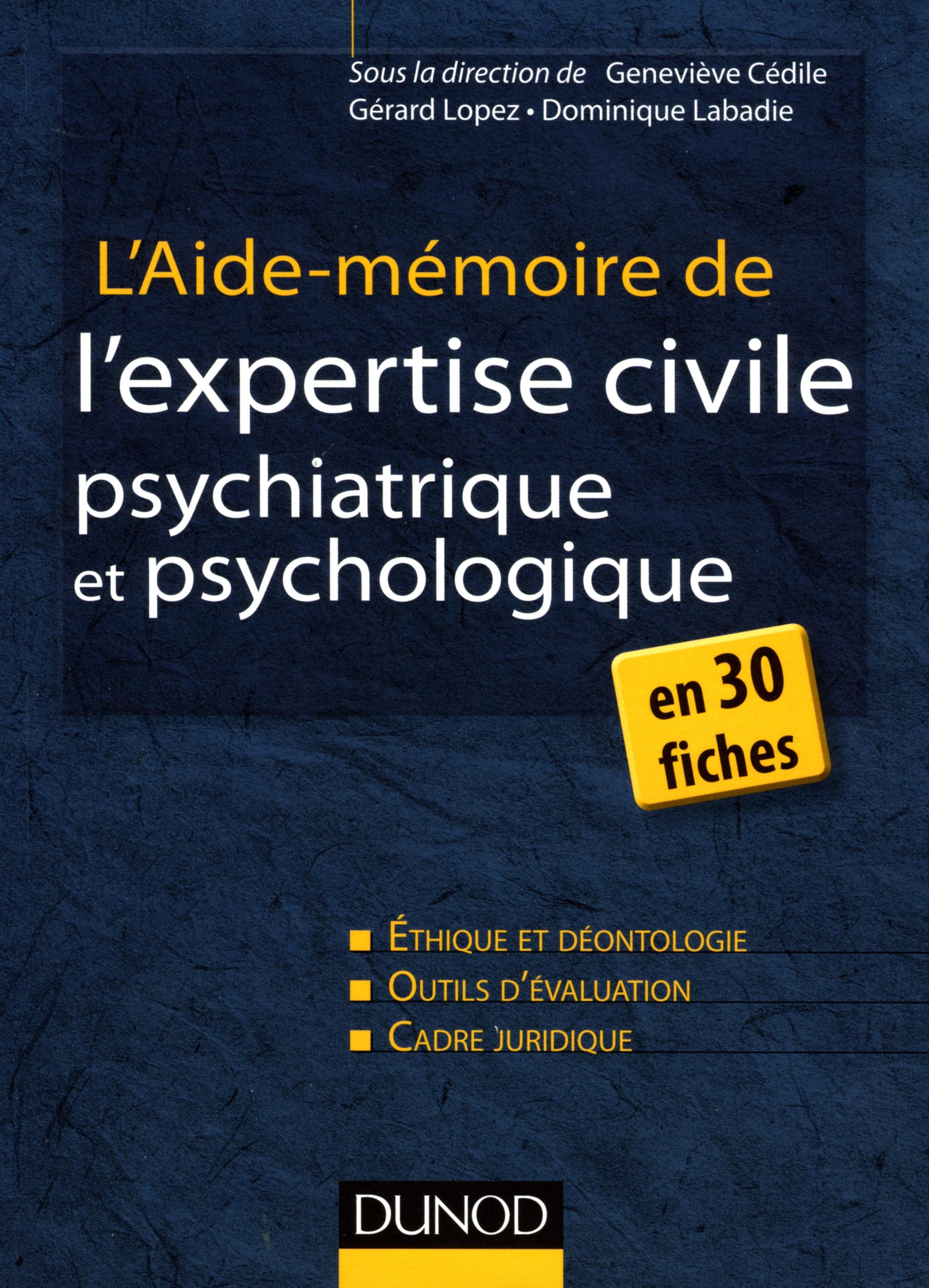 03f85599226 Santé Mentale - Deux « Aide-mémoire »
