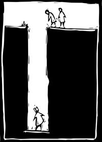 Vignette « Ne nous laissez pas ! »