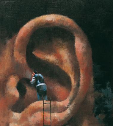 Vignette La téléphonie clinique à l'écoute
