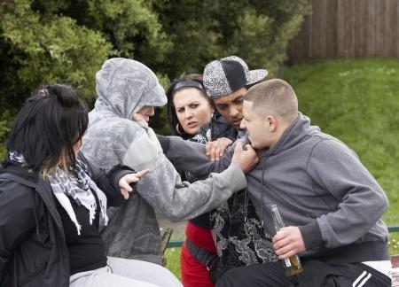 Les maladies psychiatriques surreprésentées chez les membres de gang