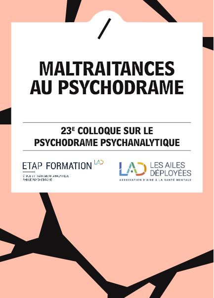 Maltraitances au psychodrame