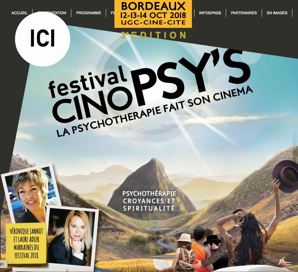 Festival CinoPsy's 2018